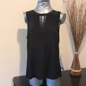NWT sleeveless blouse